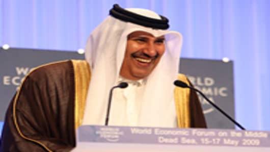 Sheik Hamad Bin Jassim Bin Jabber Al Thani