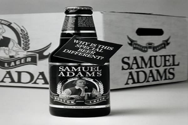 "No distributors were willing to help Koch sell his beer when he introduced the first Samuel Adams Boston Lager in 1984. Undeterred, the Harvard-educated Koch read a book on the art of selling, packed a briefcase full of beer and started going from bar to bar.""I'm just going to do it with old-fashioned shoe leather,"" Koch recalled about his plan. ""I'm going to walk the streets of Boston with cold beer in my briefcase and go into every bar.""He had a sales routine: It included telling the bar owner"