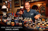 When Jim Koch brewed his first Samuel Adams Boston Lager nearly 30 years ago, few were willing to take on the giants of the beer industry.Now, though Anheuser-Busch and MillerCoors still dominate the overall U.S. beer market, Koch's Boston Beer Company commands 1 percent of the industry and has helped lead the renaissance in American craft beer.The Boston Beer Company produced almost 2.5 million barrels of beer last year, in more than 50 styles, and drew close to $560 million in revenues. It has