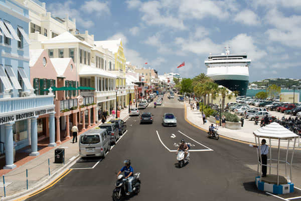 Bermuda's GDP per capita is over $93,000.