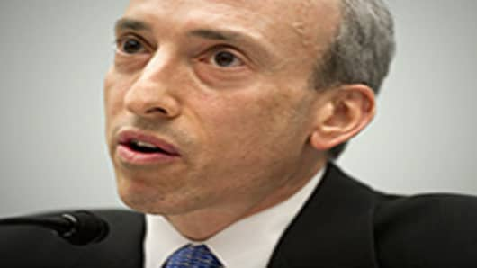 Gary Gensler, Chairman of the US Commodity Futures Trading Commission.
