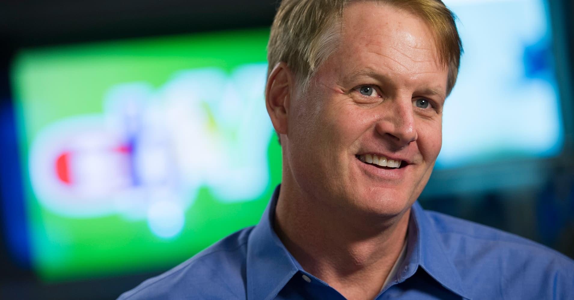 Former eBay boss John Donahoe named CEO of cloud company ServiceNow