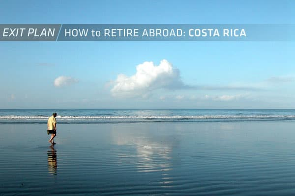 """When the time comes to retire, not everyone wants a condo in Boca Raton. Many people want to spend their later years in another culture, one that makes them feel like they've stumbled upon a secret paradise.One such place is Costa Rica. Its name means """"rich coast,"""" which is appropriate considering its location on the Central American isthmus. Its equatorial location keeps its climate tropical year-round, and the Pacific Ocean on its west side and the Caribbean Sea to the east make it everything"""