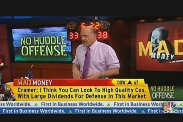 No Huddle Offense: Dividend Stocks Your Best Play?