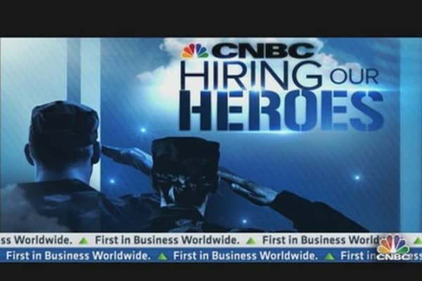 Hiring Heroes: Wall Street Wants You!