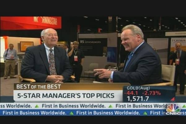 Don Yacktman's Top Stock Picks