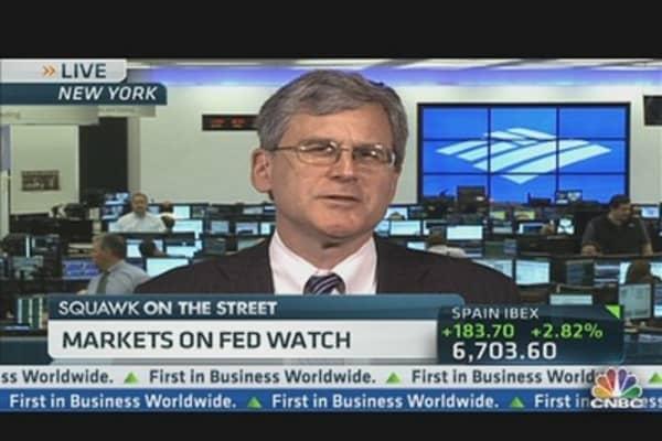 Markets on Fed Alert