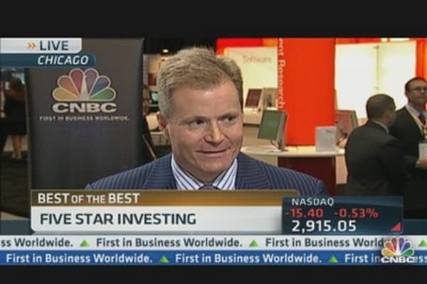 Five-Star Corporate Bond Plays