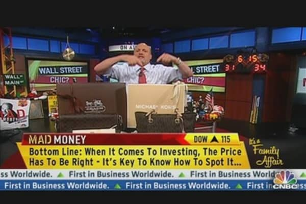 Cramer: Coach vs. Michael Kors