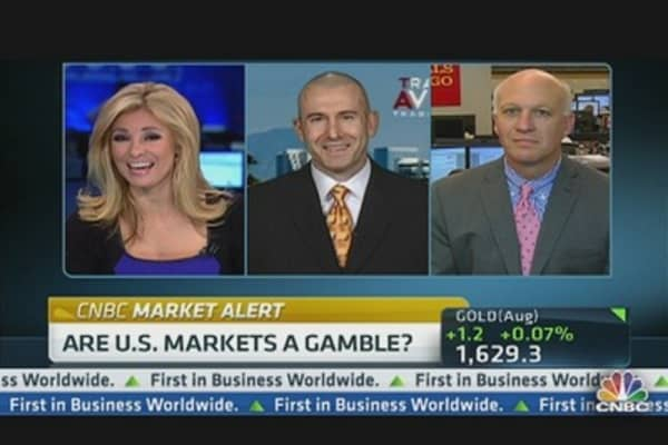 U.S Markets a Gamble?