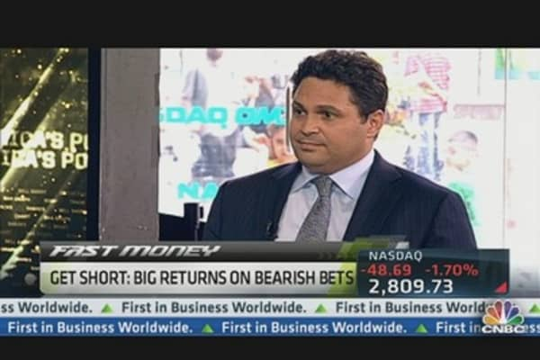 Get Short: Big Returns on Bearish Bets