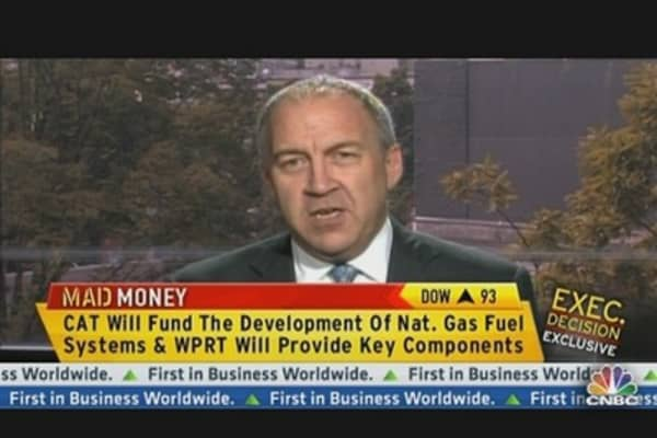 WPRT CEO on Making Money Off of Nat Gas