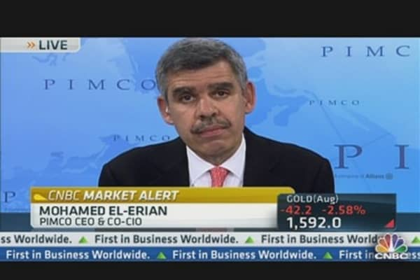 Pimco's El-Erian Talks Equities & Rate Cuts