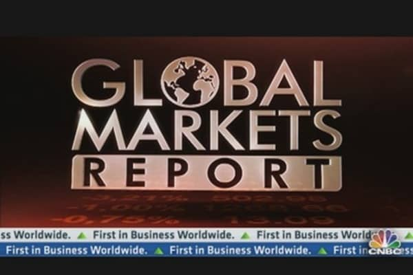 Global Market:  Euro Hits Session Low