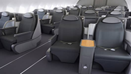 airbus A321 business class