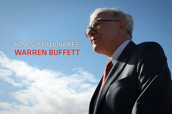 One of the world's richest people is known for not being like those other billionaires. It's not just that Warren Buffett has pledged to donate 99 percent of his fortune to charity or that he thinks the rich should be taxed more. It's evident in his workplace as well: Berkshire Hathaway's Omaha world headquarters occupy just one floor of its office building, and Buffett's personal office doesn't have a computer, a calculator or even a stock ticker. Buffett's personal residential real estate poli