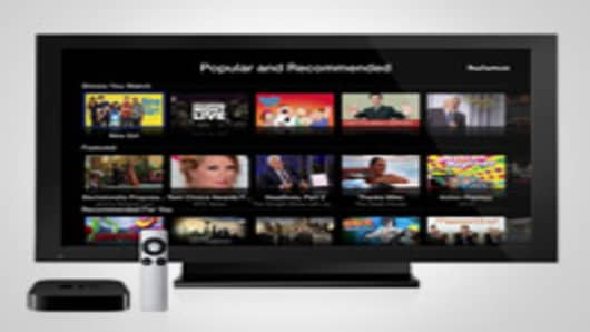 Hulu Plus for Apple TV.