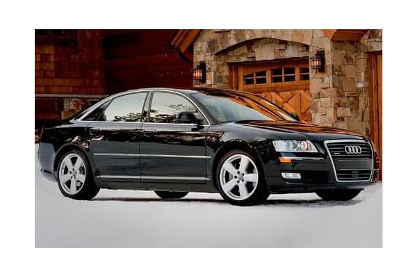 "Stolen: 3.3 percentAudi has been making the A8 since 1994, and in 1997 it gained prominence as the first mass-produced car with a lightweight aluminum chassis. Of the 1,810 produced in 2009, six were stolen.""Like the high-performance Audi S8, Audi's A8 offers an excellent blend of luxury and performance (albeit to a lesser degree than the S8) at a great value all while providing all-wheel drive as standard-issue,"" Brauer said. ""So it's no wonder the A8 joins the S8 in making the cut for professi"