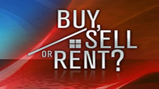 Diana Olick, Buy, Sell, Rent?