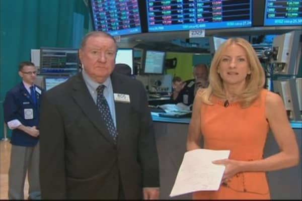 90 Seconds with Art Cashin: ISM 'Possibly Recessionary'