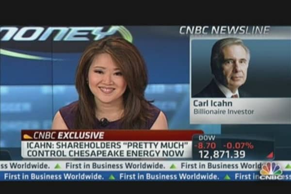 Icahn Expects 'Much Higher Price' for This Stock