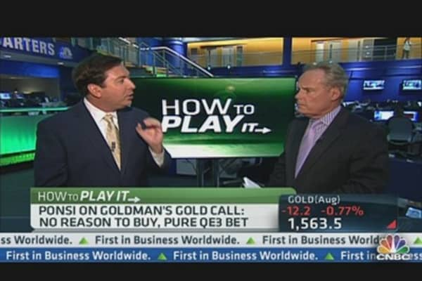 How to Play Gold & Gold Stocks