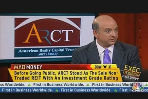 American Realty Chairman: $64 Million Acquisitions Plan
