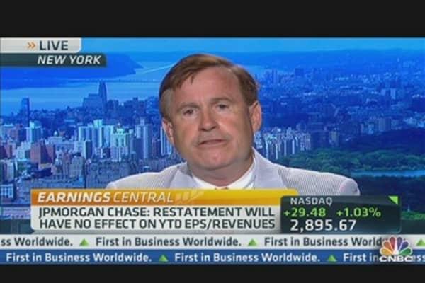 JPMorgan's Pay Clawed Back