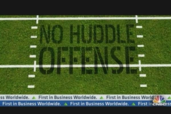 No Huddle Offense: Chaos Across the Continents?