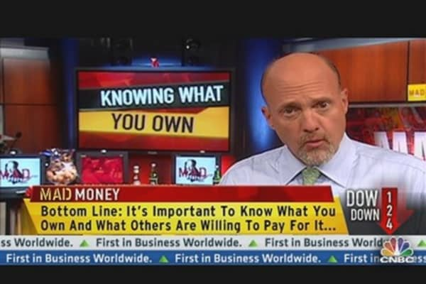 What Does 'Risk Reward' Mean? Cramer Answers!