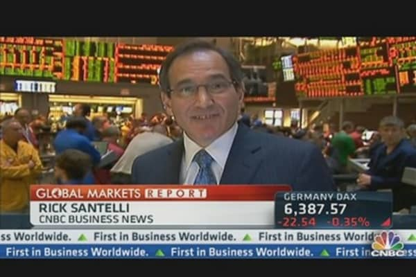 Santelli: 'Euro Titanic' Hits the Iceberg