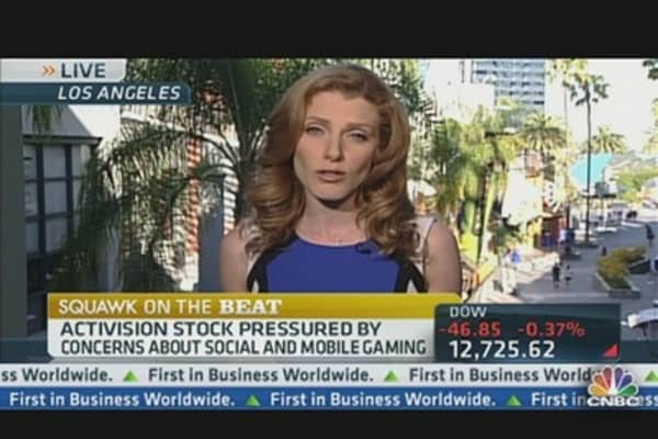 Will Vivendi Sell Activision Stake?