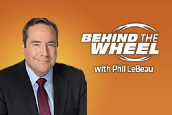 Behind the Wheel with Phil Lebeau