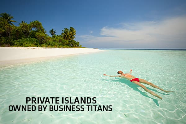 Owning a private island is something very few people can even dream of. But some of the super-rich not only own a slice of paradise, they've also managed to turn these exotic destinations into a lucrative business opportunity.L'Oreal billionaire heiress Liliane Bettencourt, for example, recently made headlines after selling her private island in the Seychelles for $60 million. While Oracle co-founder Larry Ellison's half a billion dollar purchase of Hawaii's sixth largest island in June is consi