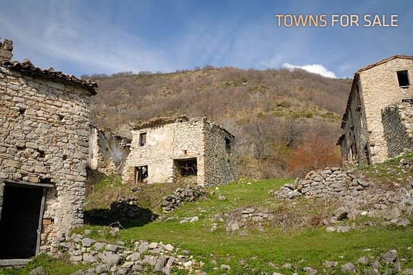 Towns For Sale