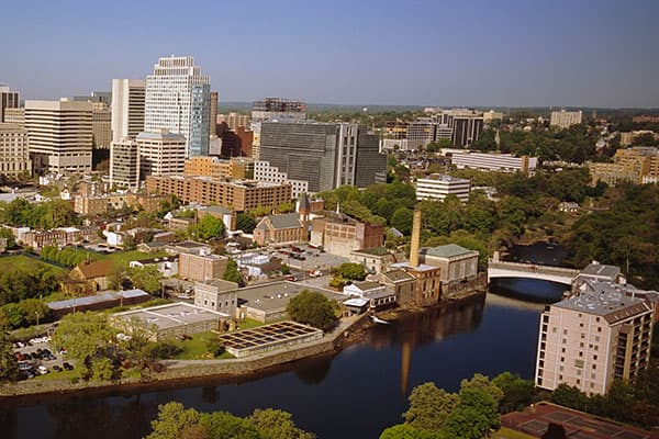 Median housing price: $193,000The Wilmington metro area has an index of 90.3, finding most homes affordable to earners of the median income of $81,900. That's the highest median housing price on this list, which works out because the local median incomeis also the highest on this list.
