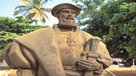 The colonial history of Angola goes back to 1575, when Portuguese explorer Paulo Dias de Novais founded Luanda.