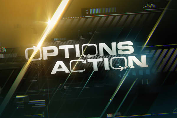 Cnbc options action trades