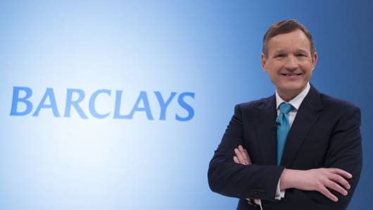 Antony Jenkins, chief executive officer of Barclays PLC.