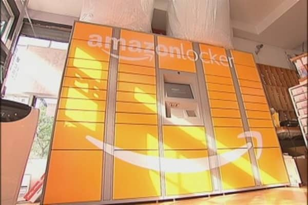 Is Amazon Going Bricks-and-Mortar?