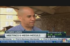 Media Moguls Meet in Sun Valley