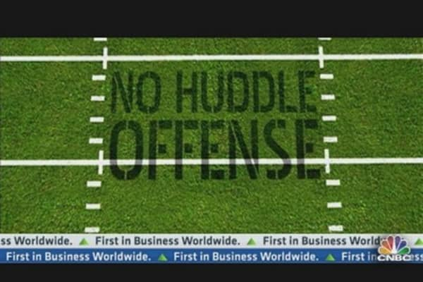 No Huddle Offense: Politics & Your Portfolio