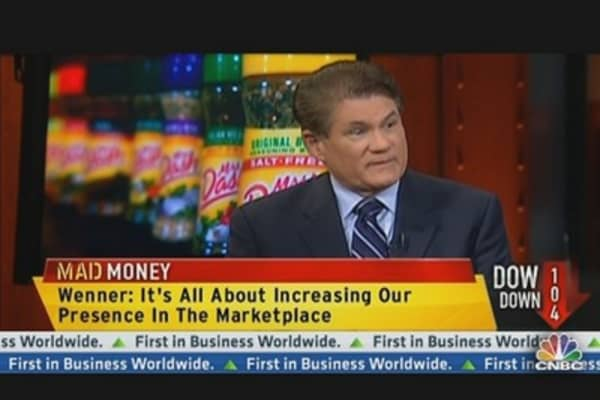 B&G Foods CEO: Earnings, Consumers & Acquisitions