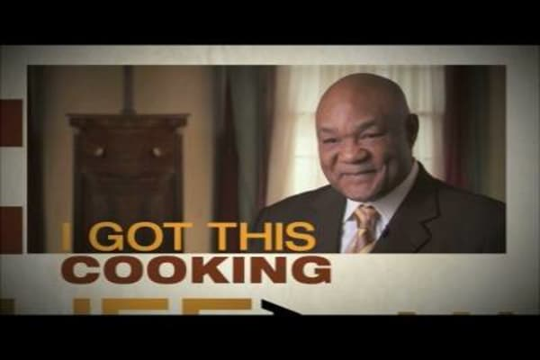 CNBC Titans Preview: George Foreman
