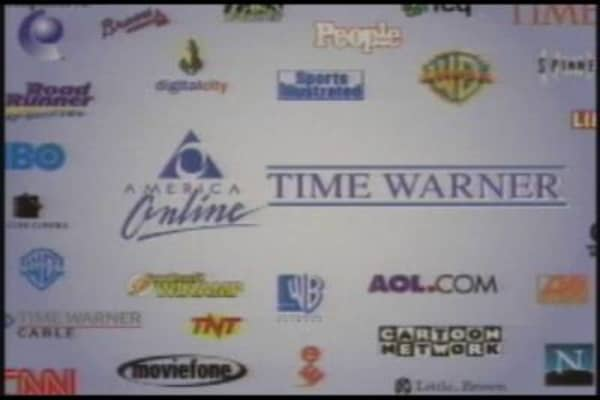 aol time warner merger 1 Most people have fond memories of nineties staple aol which was purchased by verizon networks for $44 billion in 2015 aol was a true internet pioneer that provided many customers their first taste of dial-up internet access after its much ballyhooed purchase of old media company time-warner.