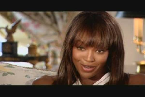 CNBC MEETS:  Naomi Campbell