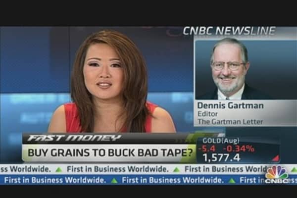 Gartman: No Respite in Sight for Grains