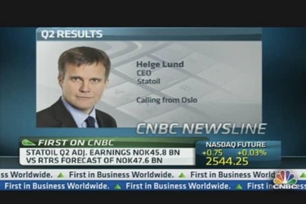 Statoil Profit Rises on Higher Production