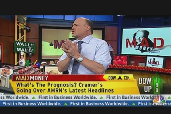 What's Cramer Watching for Next Week?