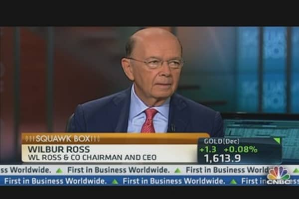 Wilbur Ross on European Opportunities